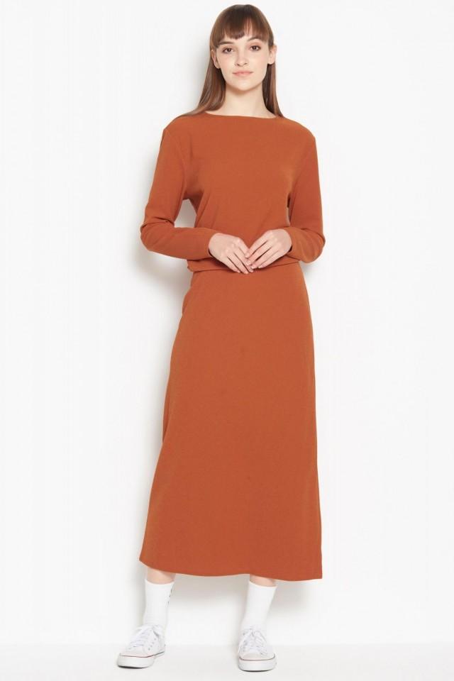 Đầm dài quý phái hàng hiệu Padini Authentics