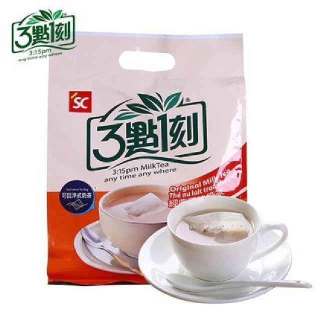 Trà sữa túi lọc Đài Loan 3:15 PM – Vị truyền thống