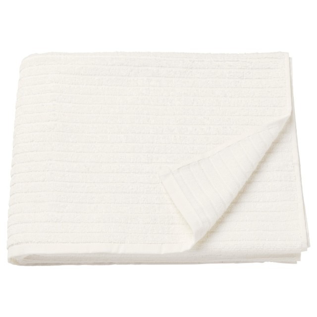 Khăn tắm VAGSJON IKEA màu trắng khổ 70x140