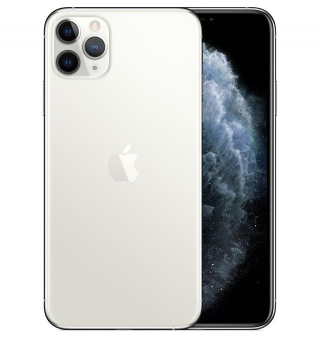 Điện thoại Apple IPHONE 11 PRO MAX 64GB SILVER - HÀNG SINGAPORE