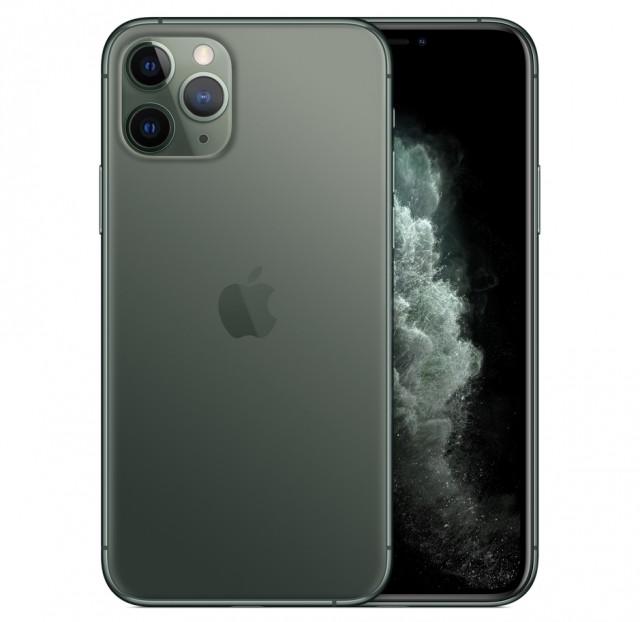 Điện thoại Apple IPHONE 11 PRO 64GB MIDNIGHT GREEN - HÀNG SINGAPORE