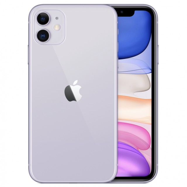 Điện thoại Apple IPHONE 11 64GB PURPLE - HÀNG SINGAPORE