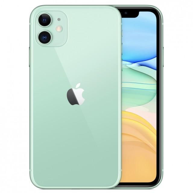 Điện thoại Apple IPHONE 11 64GB GREEN - HÀNG SINGAPORE