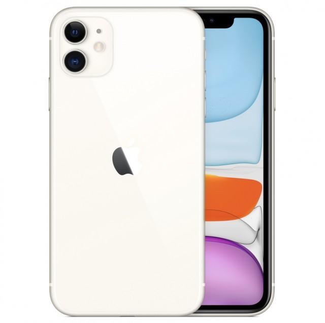 Điện thoại Apple IPHONE 11 128GB WHITE - HÀNG SINGAPORE