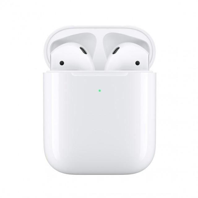 Tai nghe Bluetooth Apple AirPods 2 màu trắng - hàng Singapore