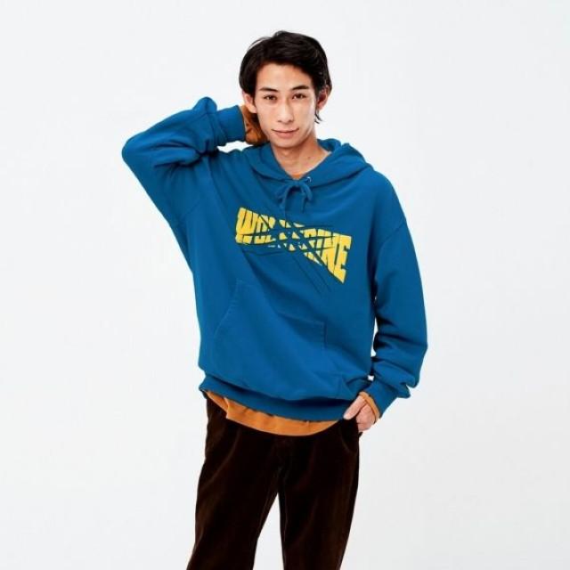 Áo hoodie nam tay dài Uniqlo Marvel  UT