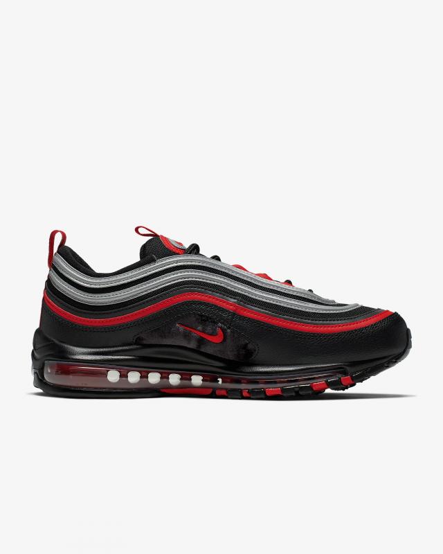 Giày thời trang nam Nike Air Max 97 - Black/Red