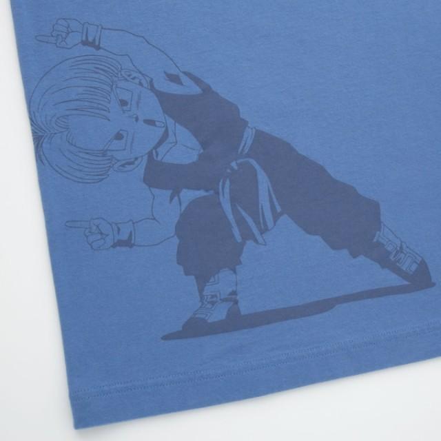 Áo thun nam cổ tròn Uniqlo Dragon Ball Graphic UT