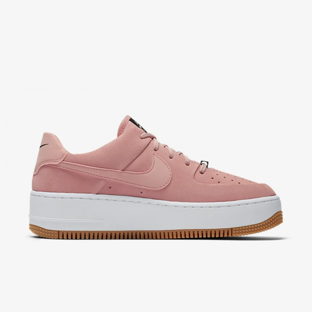 Giày thời trang nữ Nike Air Force 1 Sage Low - Coral Stardust
