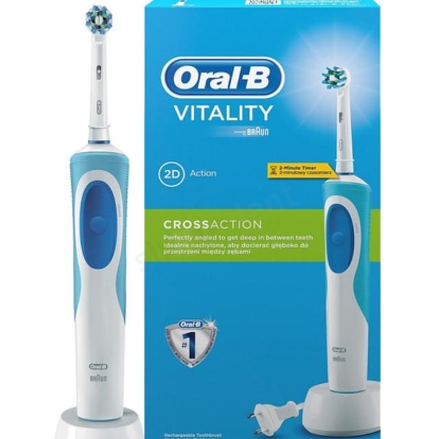 Bàn chải đánh răng điện Oral-B Vitality