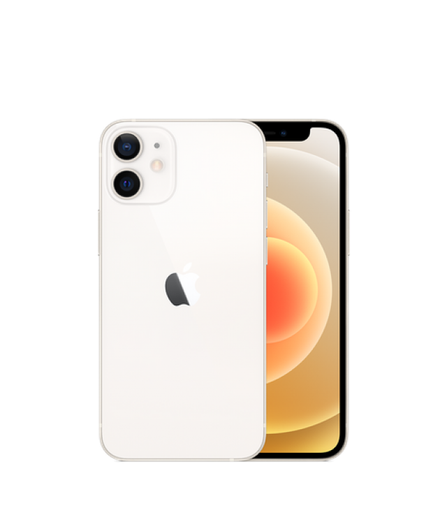 Điện thoại iPHONE 12 Mini White 128GB hàng xách tay Mỹ
