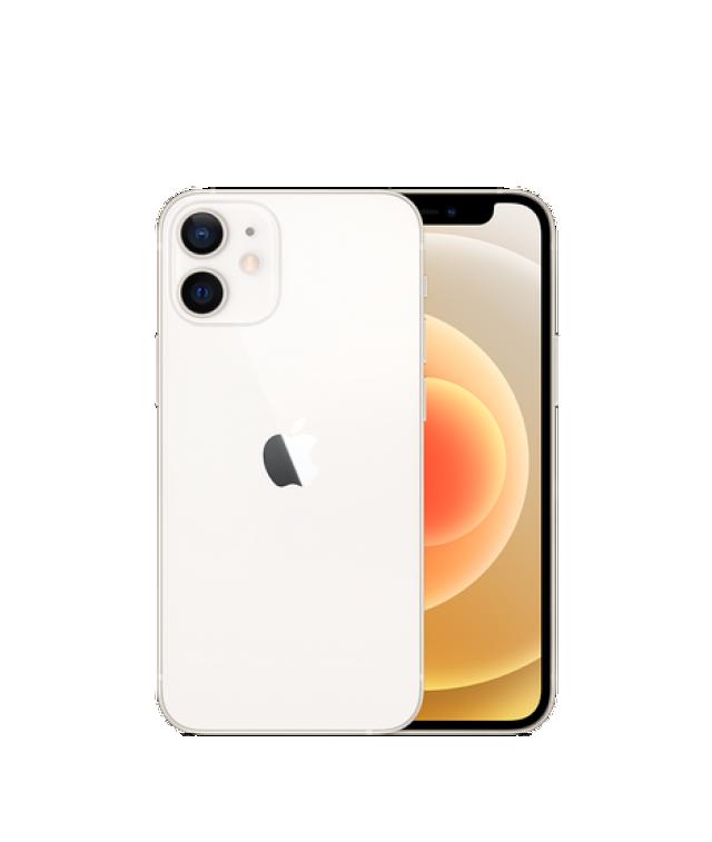 Điện thoại iPHONE 12 Mini White 256GB hàng xách tay Mỹ