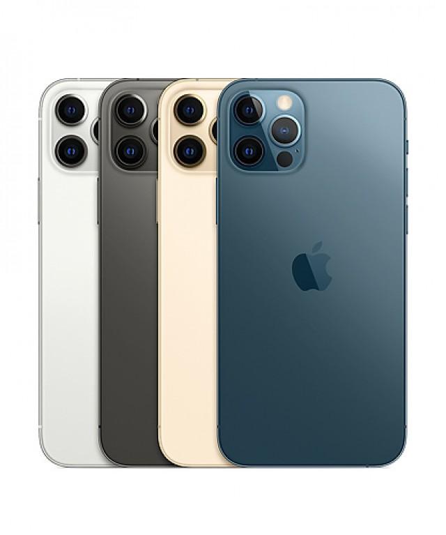 Điện thoại iPHONE 12 Pro Silver 128GB hàng xách tay Mỹ