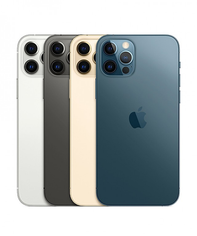 Điện thoại iPHONE 12 Pro Pacific Blue 128GB hàng xách tay Mỹ
