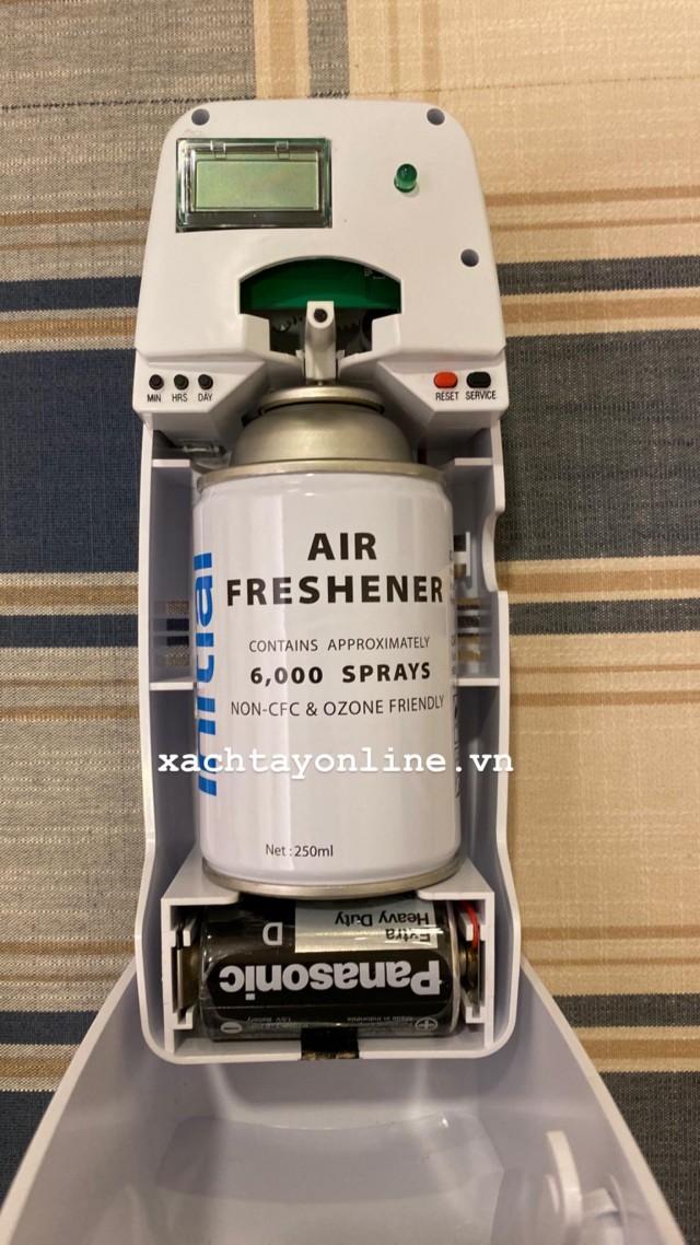 Máy xịt khử mùi lọc không khí Initial