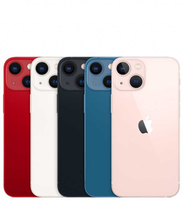 Điện thoại iPhone 13 Mini Product Red 128Gb hàng xách tay Mỹ