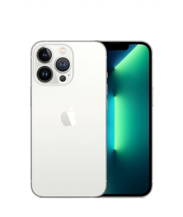 Điện thoại iPhone 13 Pro Silver 256Gb hàng xách tay Mỹ