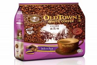 Cà Phê Trắng Malaysia OLD TOWN hương Mocha