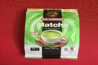 Trà sữa Aik Cheong Teh Tarik vị Matcha