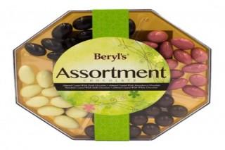 Beryl's Chocolate Các loại socola hạnh nhân 360g