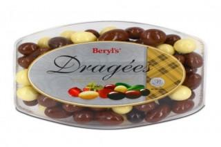 Beryl's Chocolate các loại Socola Dragees 500g