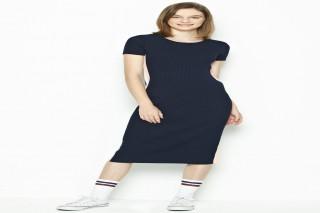 Đầm dài body Padini