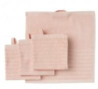 Set 4 khăn mặt IKEA Vagsjon màu hồng khổ 30x30