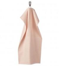 Khăn VAGSJON IKEA màu hồng khổ 40x70