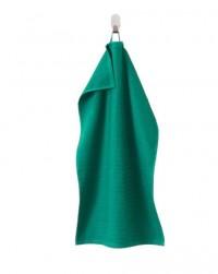 Khăn VAGSJON IKEA màu xanh lá đậm khổ 40x70