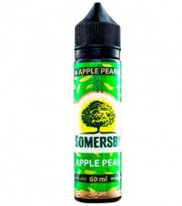 Tinh dầu VAPE Somersbe Garden PREMIUM 60ml Apple Pear E-Juice - Malaysia