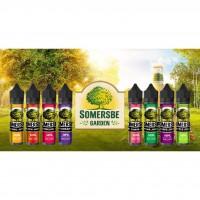 Tinh dầu VAPE Somersbe Garden PREMIUM 60ml Blackcurrant E-Juice - Malaysia