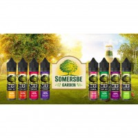 Tinh dầu VAPE Somersbe Garden PREMIUM 60ml Watermelon E-Juice - Malaysia