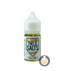 Salt Nicotine (Nicotine Muối) This Is Salts 30ml Mango - Malaysia
