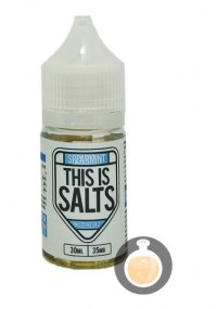 Salt Nicotine (Nicotine Muối) This Is Salts 30ml Spearmint - Malaysia