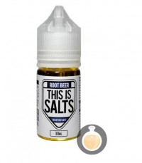 Salt Nicotine (Nicotine Muối) This Is Salts 30ml Robot Beer - Malaysia