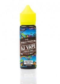 Tinh dầu E-juice AJ VAPE Triple 222 (Berries)