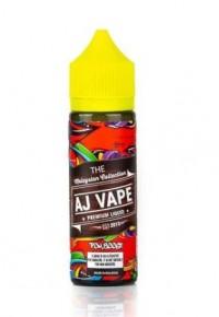 Tinh dầu E-juice AJ VAPE Pom Boost