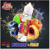 Tinh dầu E-juice King Cloudz Premium Ice Freeze High VG Blueberry Peach