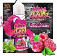 Tinh dầu E-juice King Cloudz Premium Ice Freeze Raspberry
