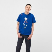 Áo thun T - Shirt nam Uniqlo The Game Classic Pixels UT Sonic
