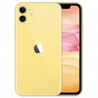 Điện thoại Apple IPHONE 11 64GB YELLOW - HÀNG SINGAPORE