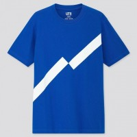 Áo thun cotton nam Uniqlo MEN Colour And Rhythm UT Carmen Herrera