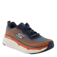 Giày thể thao nam Skechers Max Cushioning Elite - Navy/Orange