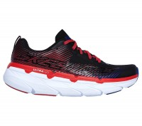 Giày thể thao nam Skechers Max Cushioning Premier - Black/Red
