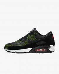 Giày thời trang nam Nike Air Max 90 QS - Black/Green