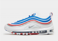 Giày thể thao nam Nike Air Max 97 - White/Blue/Red