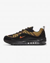 Giày thời trang nam Nike Air Max 98 - Black/Wheat