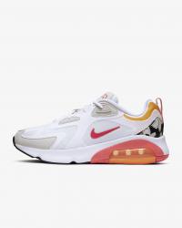 Giày thời trang nam Nike Air Max 200 - White/Orange/Pink