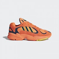 Giày thời trang thể thao nam Adidas Yung 1 - Orange/Navy