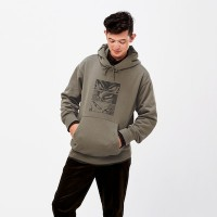 Áo hoodie nam tay dài Uniqlo Dragon Ball Graphic UT